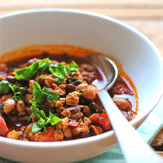 Soy Crumbles Chili Recipes