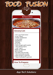 Download Food Recipes : offline Cooking guide For PC Windows and Mac apk screenshot 4