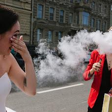 Wedding photographer Anastasiya Andreeva (Nastynda). Photo of 28.07.2017