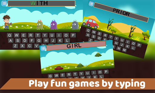 Type To Learn - Kids typing games 1.5.1 screenshots 6