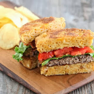 Panko Breadcrumb Burgers Recipes.