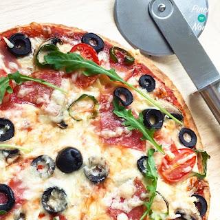 Low Syn Pizza Express Romana La Reine Pizza   Slimming World.