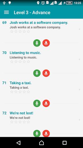 English conversation daily 1.1.7 screenshots 4