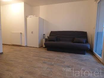 Studio meublé 23,56 m2