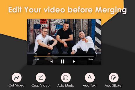 Video Jodne Wala App Video Merger Video Joiner Rakendused Google Plays
