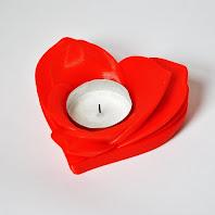 Romantic Tealight Holder