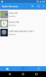 Radio Romania Free Online - Fm stations - náhled