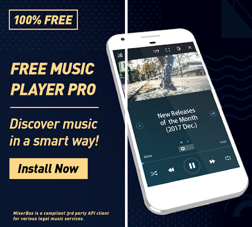 (Download Now) Free Music MP3 Player PRO 11.50 Screenshots 1