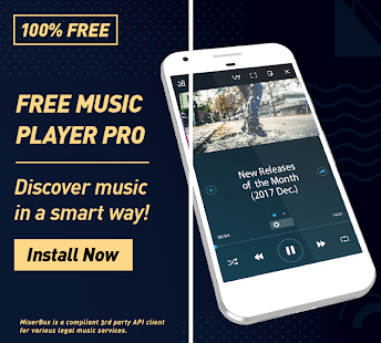 App (Download Now) Free Music MP3 Player PRO APK for Windows Phone