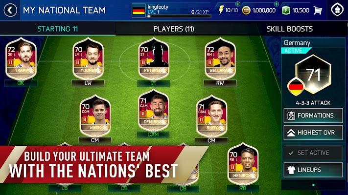 FIFA Soccer: FIFA World Cup™ Screenshot Image