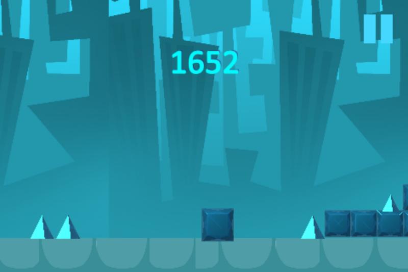 Скриншот Diamond Jump
