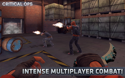 Critical Ops APK screenshot thumbnail 24