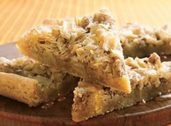 Baklava Bars Recipe