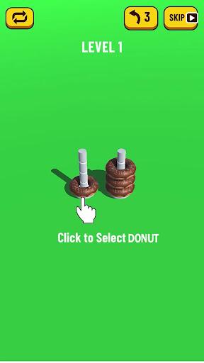 Donut Stack 1.7 screenshots 1