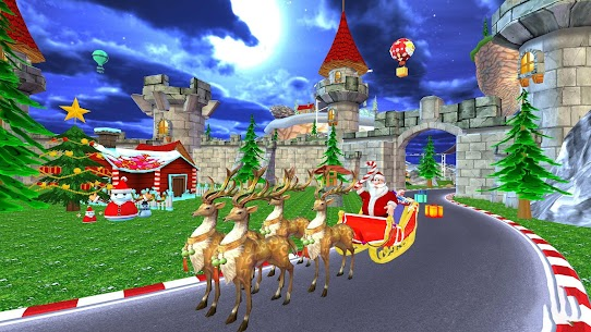 Santa Christmas Infinite Track 1