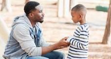 Image result for kids talking to parents