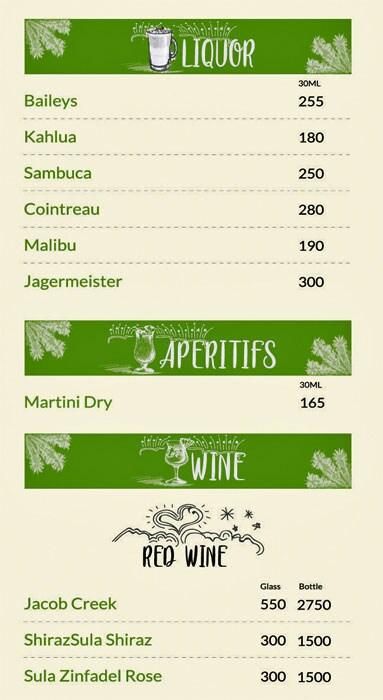 Gurukripa menu 8