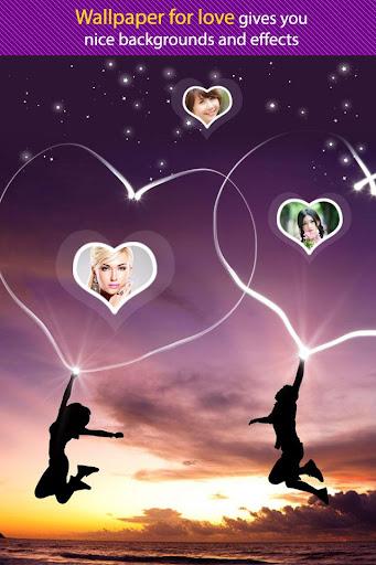 玩免費攝影APP|下載愛のためのライブ壁紙 app不用錢|硬是要APP
