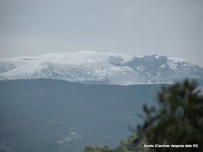 Photo: Massis del Montseny (Matagalls) nevat