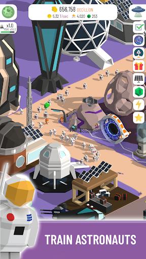 Space Colony: Idle apklade screenshots 2