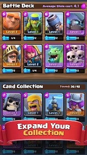 Clash Royale 1.9.7 [Unlimited Money] MOD Apk 4