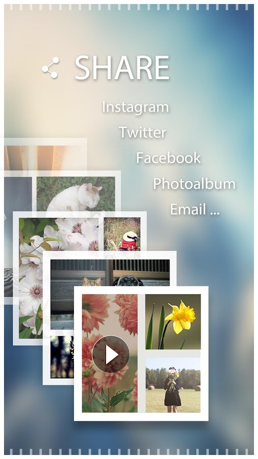 Video Collage for Instagram- screenshot