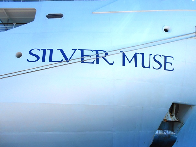 Silversea's new Muse