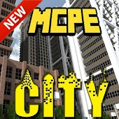 Ciudad City for MCPE