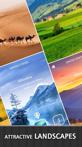 Jigsaw Journey u2013 relajarse, viajar y compartir capturas de pantalla 10