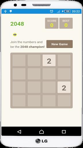 2048年数学益智游戏