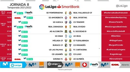 El Almería cerrará la jornada 8 en Girona