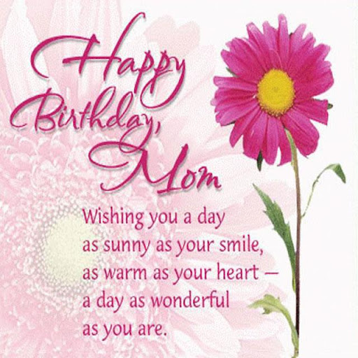 Admirable Download Happy Birthday Mom Wishes Quotes Images Messages Free For Personalised Birthday Cards Paralily Jamesorg