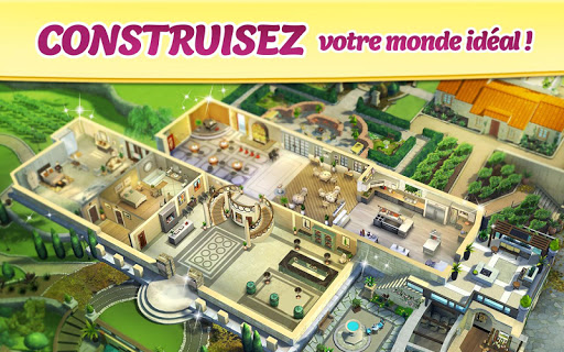 Vineyard Valley : un jeu de casse-têtes créatif APK MOD – ressources Illimitées (Astuce) screenshots hack proof 1