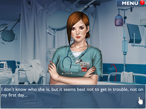 Is it Love? Blue Swan Hospital - Choose your story 1.2.183 app download 13