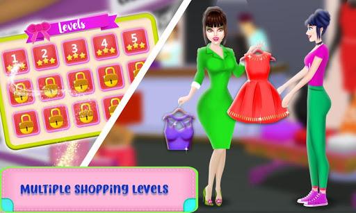 Shopping Mall For Rich Girls: Supermarket Cashier  screenshots 14