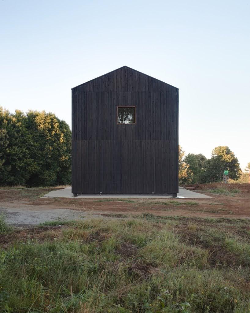 Casa Hualle por Ampuero Yutronic