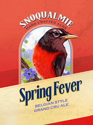 Logo of Snoqualmie Spring Fever Grand Cru