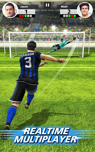 Football Strike - Multiplayer Soccer screenshot 11