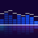 Audio Glow Music Visualizer