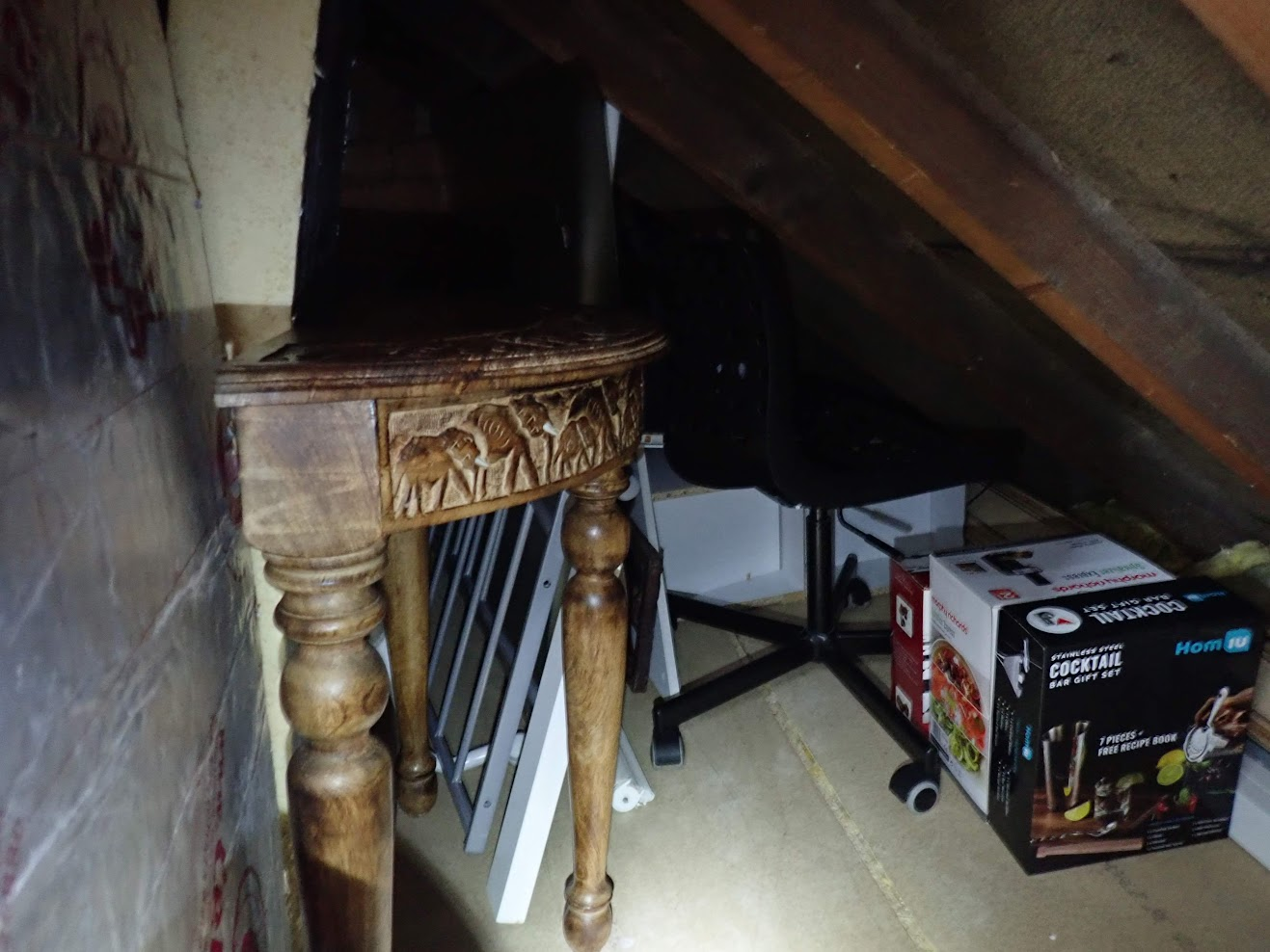 Attic furniture