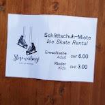 SnowXpark Titlis in Engelberg, Obwalden, Switzerland