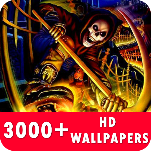 Grim Reaper Live Wallpapers HD
