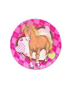 Häst tallrikar, 10 st
