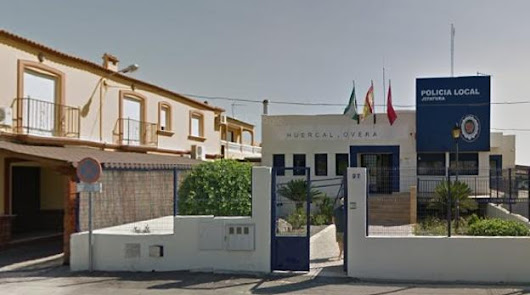 Un detenido en Huércal-Overa por alteración del orden público y desobediencia