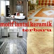 tile floor motif