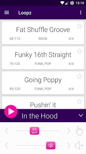 Loopz - Best Drum Loops! screenshot