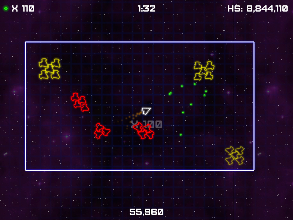 Hazard Rush- screenshot