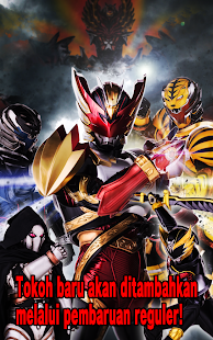 SATRIA HEROES /from Satria Garuda BIMA-X and MOVIE- screenshot thumbnail