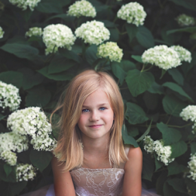 by Tiona Anglin Appel - Babies & Children Child Portraits ( child, girl, color, pretty girl, portrait )