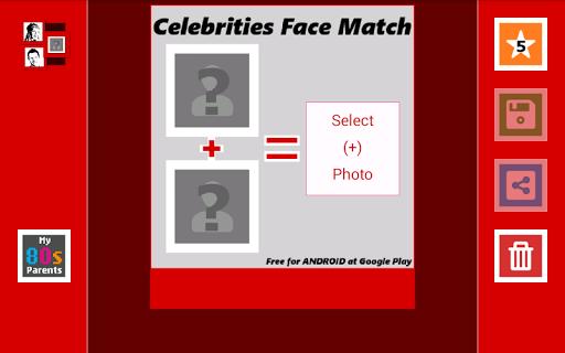 Celebrities Face Match